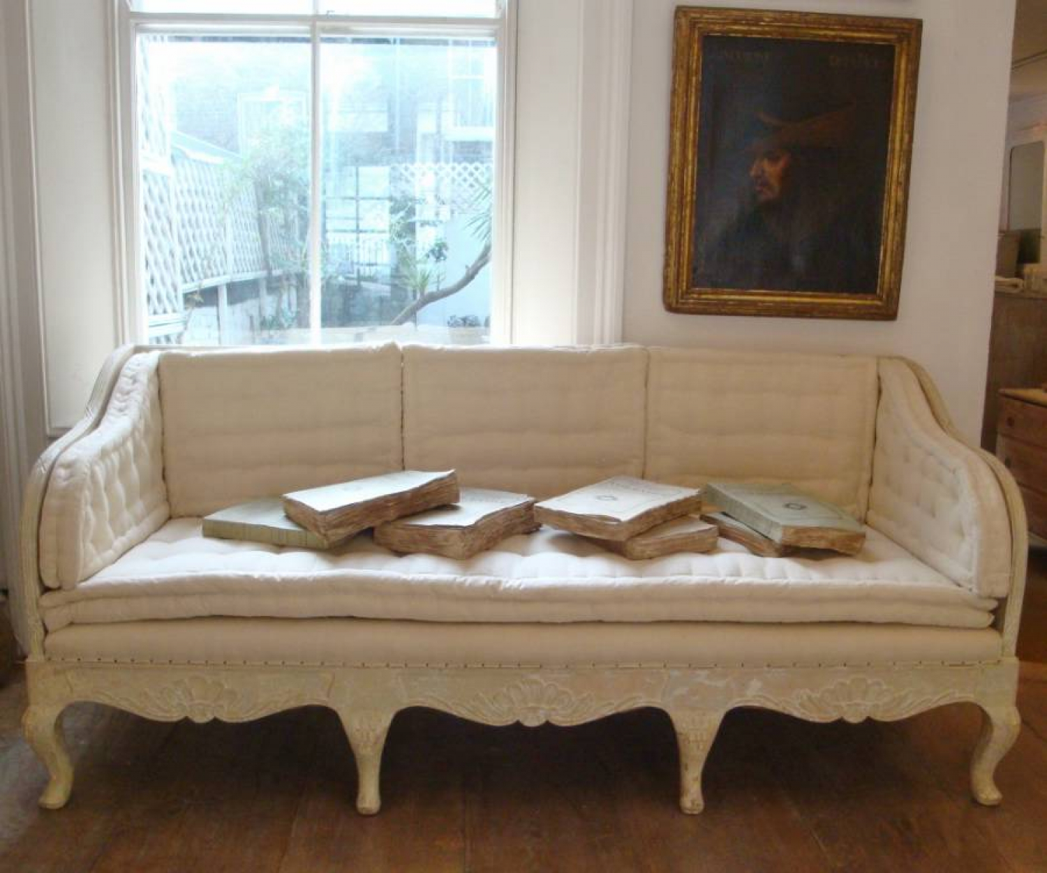 19th century Swedish Sofa