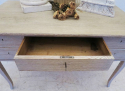 Swedish Bleached Oak Desk - picture 3