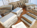 Set of 10 French 18th c Blue Books - picture 5