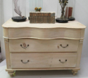 18th c Swedish Pine Chest of Drawers - picture 1