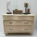 18th c Swedish Pine Chest of Drawers - picture 2