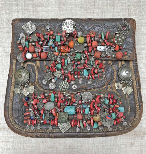 Berber Traders Bag