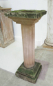 19th c French Stone Carved Bird Bath - picture 2