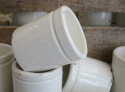 Small French Earthenware pots - picture 5