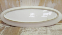 French heavy White Porcelain Fish Server - picture 3