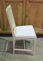 8 Swedish Slat-Back Dining Chairs - picture 3