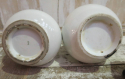 Pair 19th c French `Marmite` Cooking Jars - picture 3