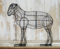 Wire Frame for Topiary in the form of a Sheep - picture 1
