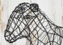 Wire Frame for Topiary in the form of a Sheep - picture 2