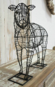 Wire Frame for Topiary in the form of a Sheep - picture 4