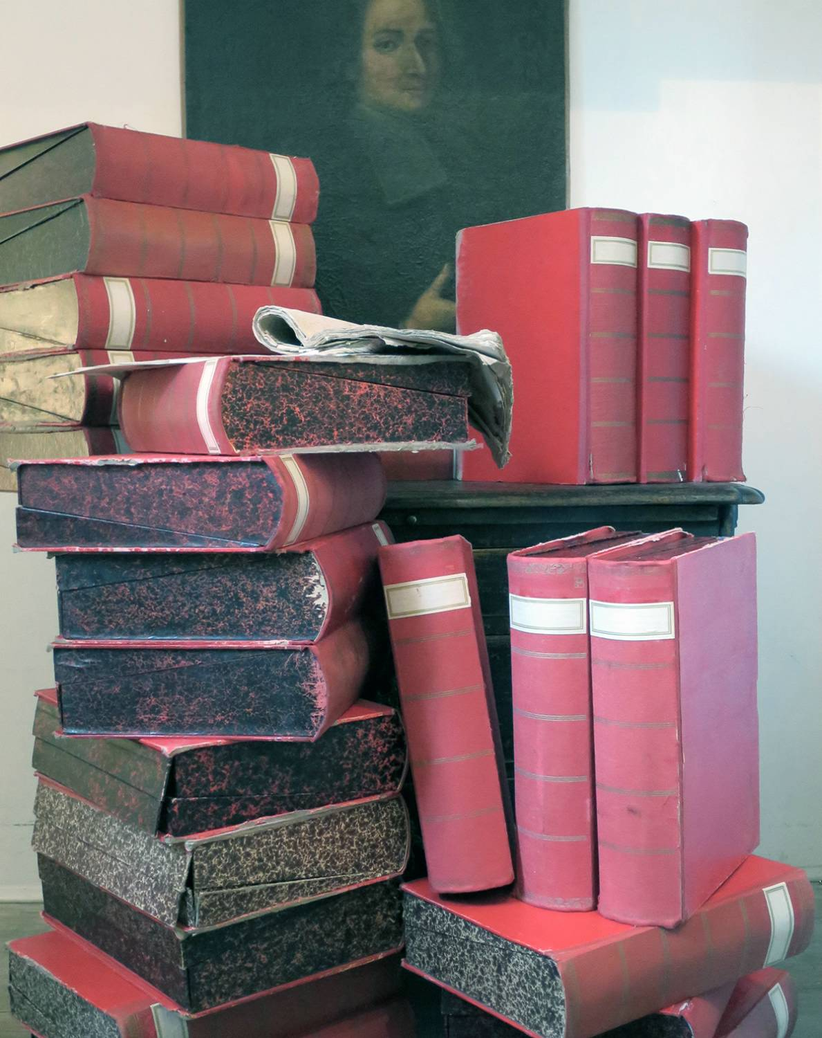 Italian Red Lawyers` Book Files