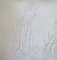 Fine Linen Sheet monogrammed `MJ` - picture 4