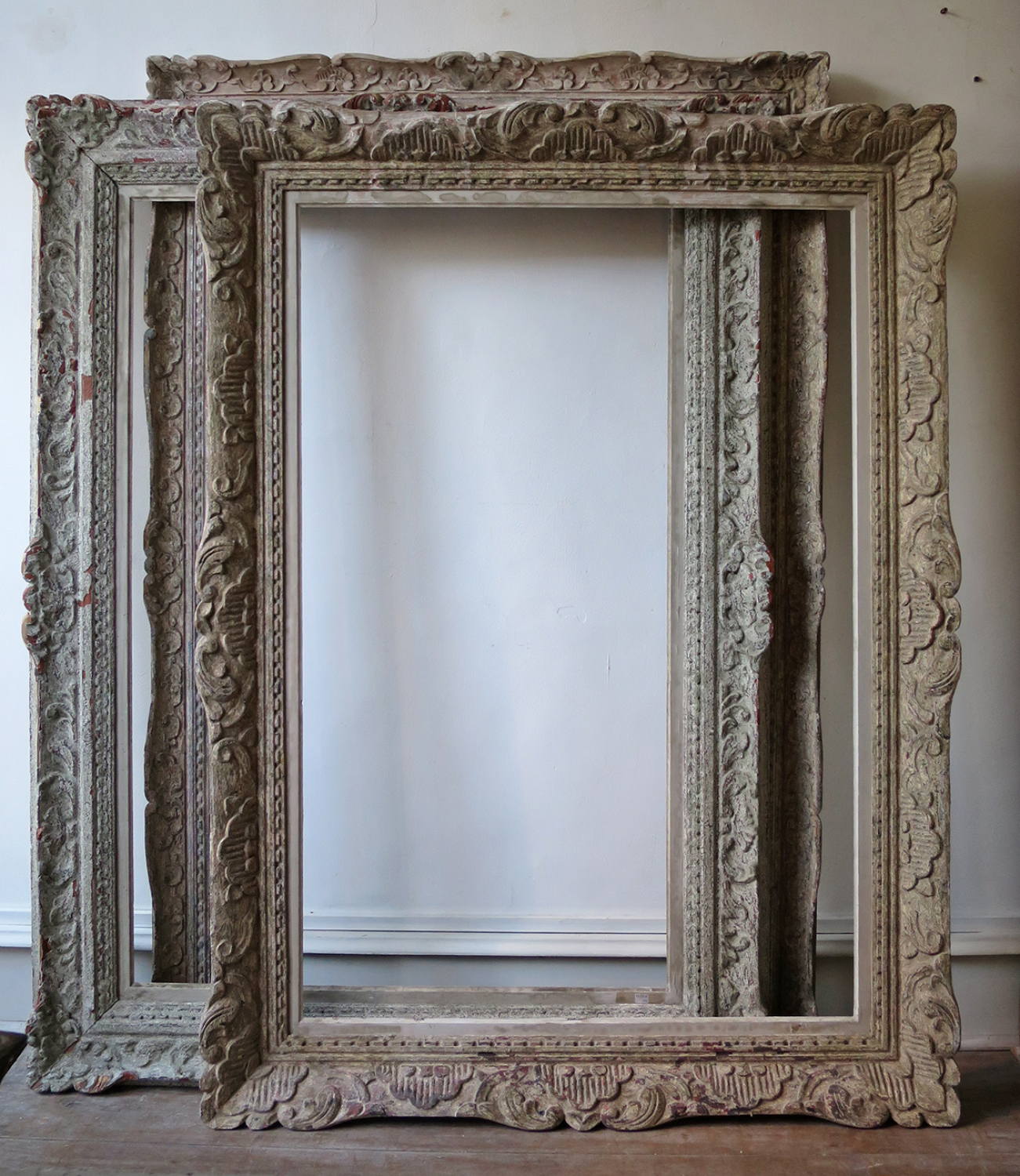 Large 19th century French Frames