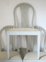 Set of 8 Swedish dining chairs - picture 4