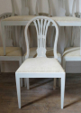 Set of 8 Swedish dining chairs - picture 6