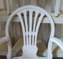 Set of 8 Swedish dining chairs - picture 7