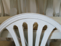 Set of 8 Swedish dining chairs - picture 8