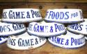English Enamel Dog Bowls - irresistible! - picture 1