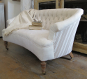 Curved Swedish Sofa - picture 2