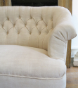 Curved Swedish Sofa - picture 5