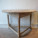 18th century Antique Rustic French Console - picture 2