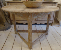 18th century Antique Rustic French Console - picture 3
