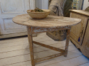 18th century Antique Rustic French Console - picture 4