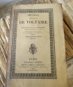 Set of 17 French Books `Works of Voltaire` - picture 1
