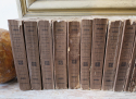 Set of 17 French Books `Works of Voltaire` - picture 3
