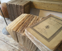 Set of 17 French Books `Works of Voltaire` - picture 6