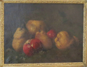 19th c Still Life of Apples and Pears - picture 2