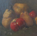 19th c Still Life of Apples and Pears - picture 3