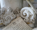 19th century French Plaster Capitals - picture 7