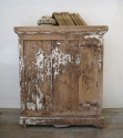 Rustic French Cupboard - picture 2