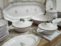 French Faiance Dinner Service by `Moustier` - picture 2