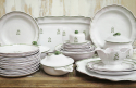French Faiance Dinner Service by `Moustier` - picture 3