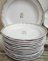 French Faiance Dinner Service by `Moustier` - picture 4