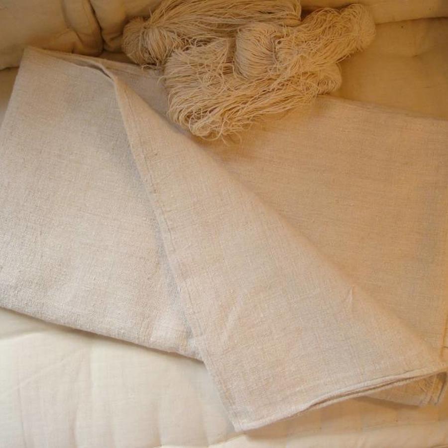 Heavy Linen Hemp Sheet