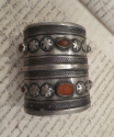 Antique Silver Turkoman `Cuff Bracelets` - picture 6