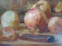 French Still Life of Oinions - picture 3