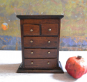 Collection of Miniature Antique Furniture - picture 3