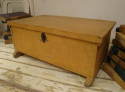 18th century French Wooden Trunk - picture 4
