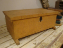 18th century French Wooden Trunk - picture 5