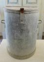Large Zinc Flour Bin circa 1940 - picture 2