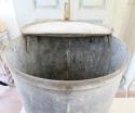 Large Zinc Flour Bin circa 1940 - picture 3