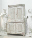 18th c Swedish Cupboard - picture 5