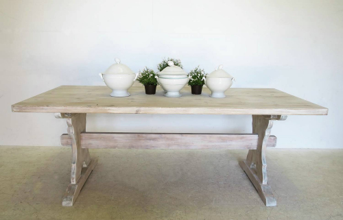 Classic Swedish Dining Table