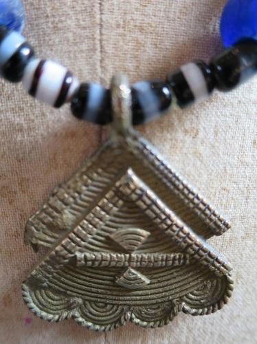 Lapis Lazuli Necklace from Mali