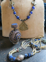 Lapis Lazuli Necklace from Mali - picture 3