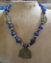 Lapis Lazuli Necklace from Mali - picture 4